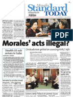 Manila Standard Today - May 16, 2012 Issue