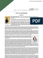 Mary Cassatt Biography