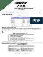 Manual Prog Paradox 728ULT BR