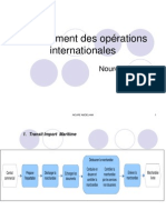 management des opérations internationales (1)