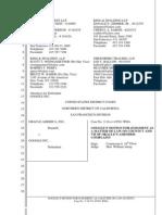 Google request JMOL for patent infringement