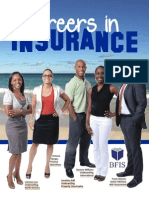 Careers in Insurance 2012