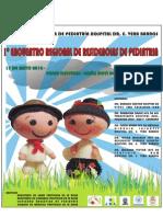 Primer encuentro regional de residencias de pediatria