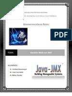Gestión Web con JMX