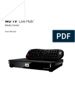 Wdtv Hub Live Manual