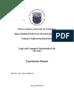 Logic & Org Exp.1-7