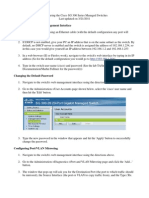 Configuration Steps for the Cisco 300 Series Switches v3