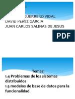 EXPOSICION TOPICOS BDD