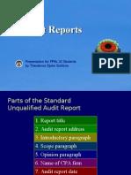 12 - Audit Reports