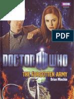 NSA39 - The Forgotten Army - Brian Minchin
