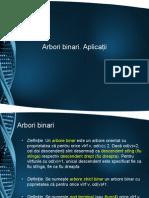 09 - Arbori binari