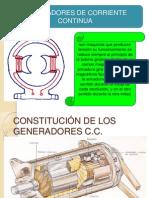 GENERADORES C.C.
