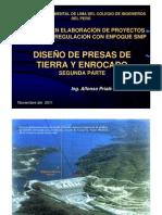 MODULO 3-DISEÑO PRESA-2da parte-Ing Priale