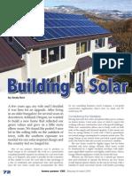 Build a Solar
