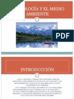 LA ECOLOGÍA Y EL MEDIO AMBIENTE(1)