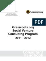 Consultant Handbook
