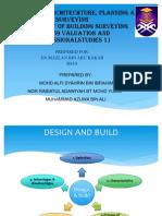 Design n Build Present