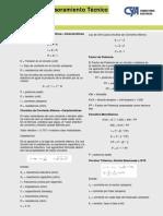 Formulas y Diagramas