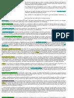Admin Final Exam Outline Copy