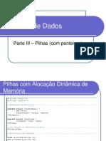 72016-Slides Estrutura de Dados 03