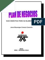 Plan de Negocios - Gu%Eda Did%e1ctica Imprimible