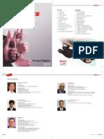 Bata Anual Report 2010