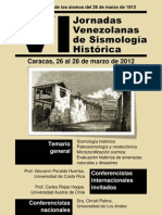 Memorias Sismologia Historica