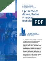 OPTIMIZACION DE TECNOLOGIAS