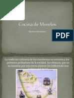 Cocina de Morelos