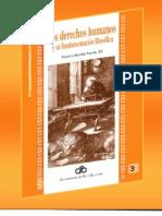 Los Derechos Humanos y Su Fundamentacion Filosofica Mauricio Beuchot Puente OP