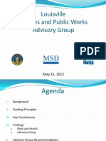 Mayor Fischer Advisory Group Briefing May 15 Final