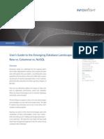 Infobright_User Guide to Emerging Database