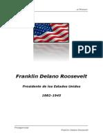1882-1945 Franklin Delano Roosevelt