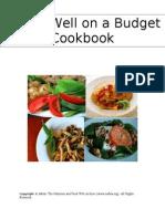 Healthy Cooking Cookbook