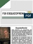 f20 esquizofrenia