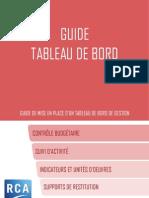TBF Guide Tableau de Bord