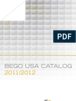 Bego Catalog 2011