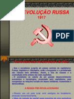 A Revolucao Russa 1917