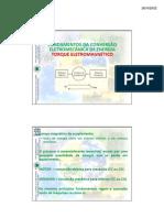 1 FUNDAMENTOS DA CONVERSÃO ELETROMECÂNICA DE ENERGIA_TORQUE ELETROMAGNÉTICO