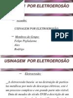 Eletroerosao