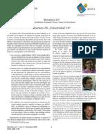 Docencia 2.0 Juan Julián Merelo, Fernando Tricas y Juan
