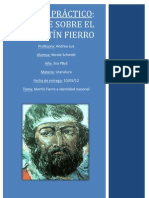 Informe Del Martin Fierro... Nicole Schmidt