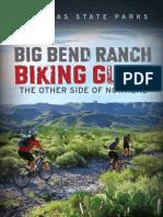 Big Bend Ranch SP Bike Guide