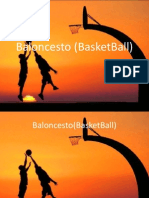 Baloncesto Basketball) GUIA