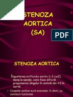 Stenoza Si Insuficienta Aortica