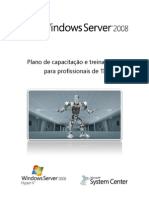 Plano de Capacitacao Virtualizacao