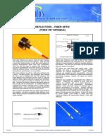 OZ Optics Fiber Reflector
