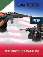 2011 Lancer Arms Catalog