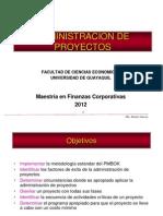 CursoAdministraciónProyectos-Sesion1