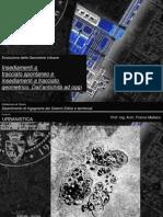 1° - tipologia degli insediamenti - dall'antichità ad oggi
